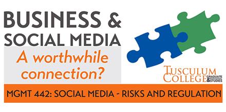 Social Media - Risks and Regulation