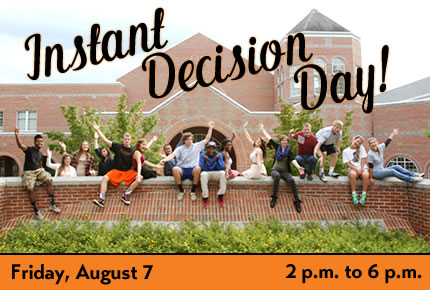 Instant Decision Day