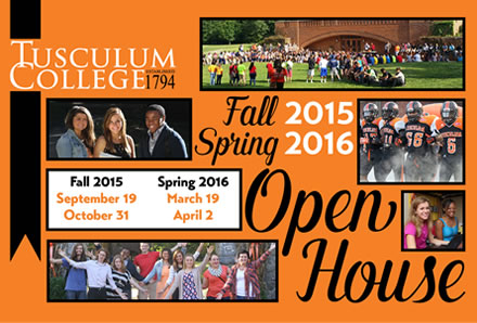 Fall 2015 Open House